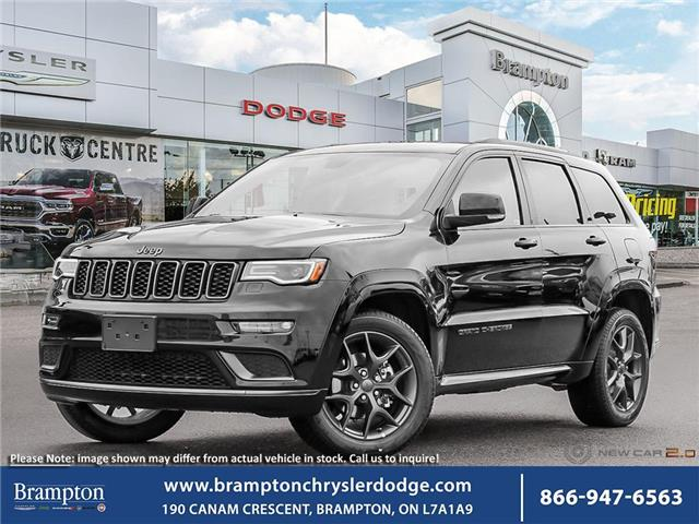 2020 Jeep Grand Cherokee Limited (Stk: ) in Brampton - Image 1 of 23