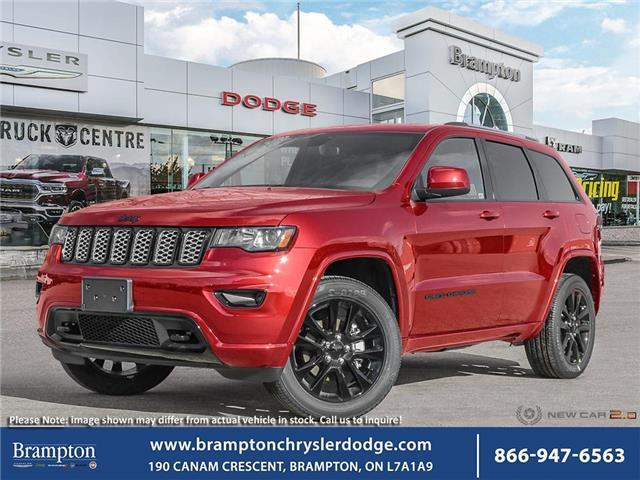 2020 Jeep Grand Cherokee Laredo (Stk: 20328) in Brampton - Image 1 of 23