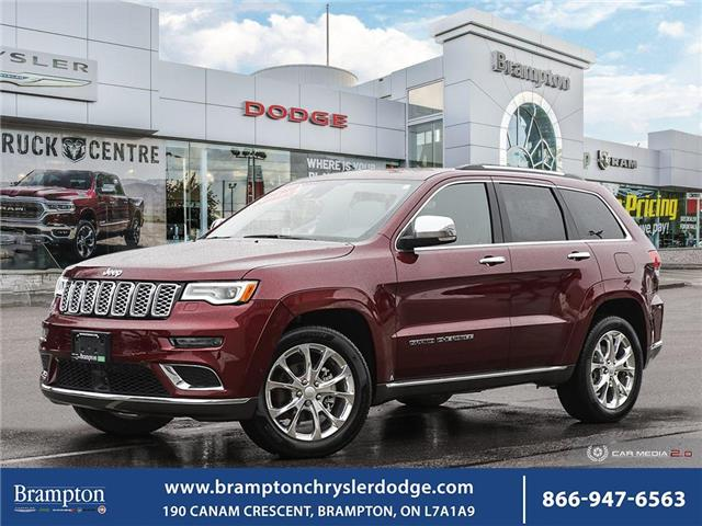 2019 Jeep Grand Cherokee Summit (Stk: 90349) in Brampton - Image 1 of 30