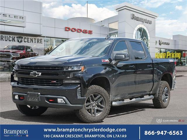 2019 Chevrolet Silverado 1500 LT Trail Boss (Stk: 20539A) in Brampton - Image 1 of 30