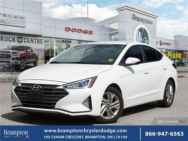 2019 Hyundai Elantra GT Preferred (Stk: 20757A) in Brampton - Image 1 of 30