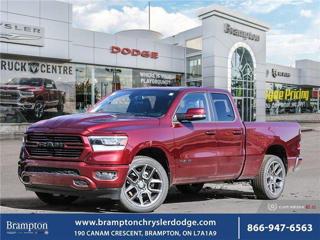 2020 RAM 1500 Sport/Rebel (Stk: 20190) in Brampton - Image 1 of 30