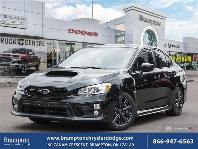 2020 Subaru WRX Base (Stk: 13818) in Brampton - Image 1 of 30