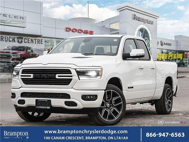 2020 RAM 1500 Sport/Rebel (Stk: 20017) in Brampton - Image 1 of 30