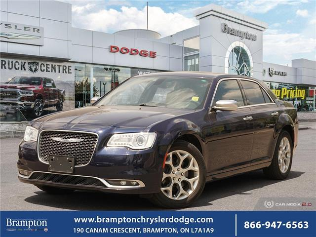 2017 Chrysler 300 C Platinum (Stk: 13754A) in Brampton - Image 1 of 30