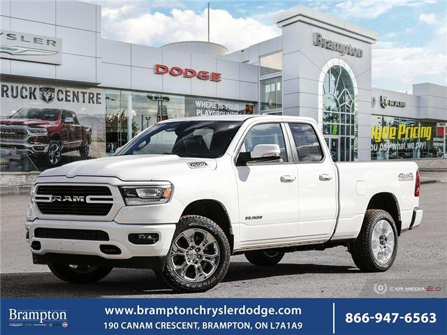 2020 RAM 1500 Big Horn (Stk: 20132) in Brampton - Image 1 of 30