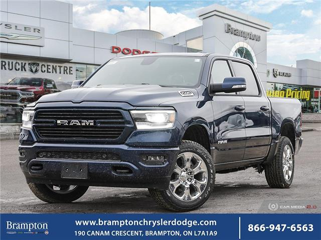 2020 RAM 1500 Big Horn (Stk: 20165) in Brampton - Image 1 of 30