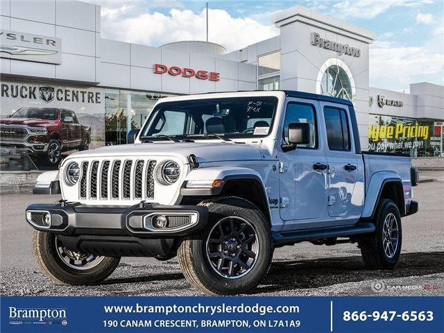 2020 Jeep Gladiator Overland (Stk: 20336) in Brampton - Image 1 of 30
