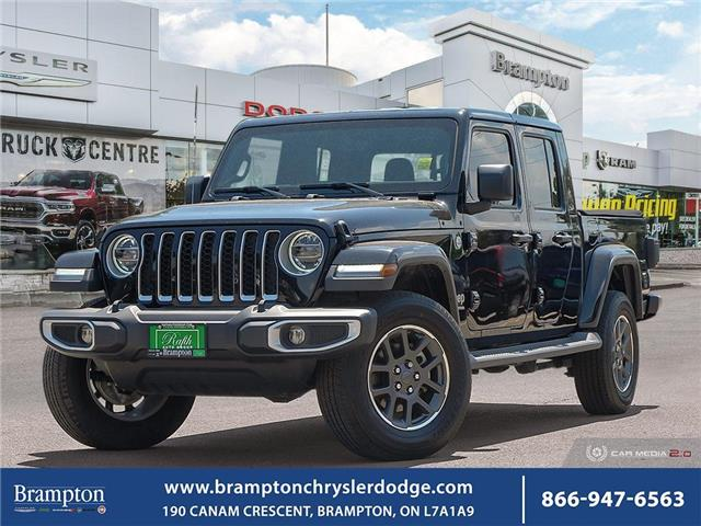 2020 Jeep Gladiator Overland (Stk: 20212) in Brampton - Image 1 of 30