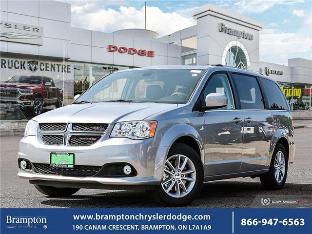 2019 Dodge Grand Caravan 29P SXT Premium (Stk: 90883) in Brampton - Image 1 of 30