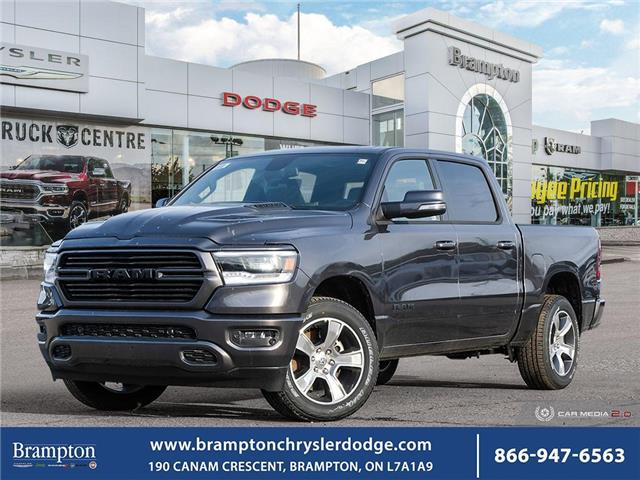 2020 RAM 1500 Rebel (Stk: 20125) in Brampton - Image 1 of 30