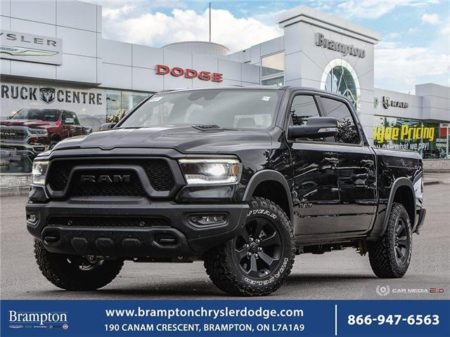 2020 RAM 1500 Rebel (Stk: 20109) in Brampton - Image 1 of 28