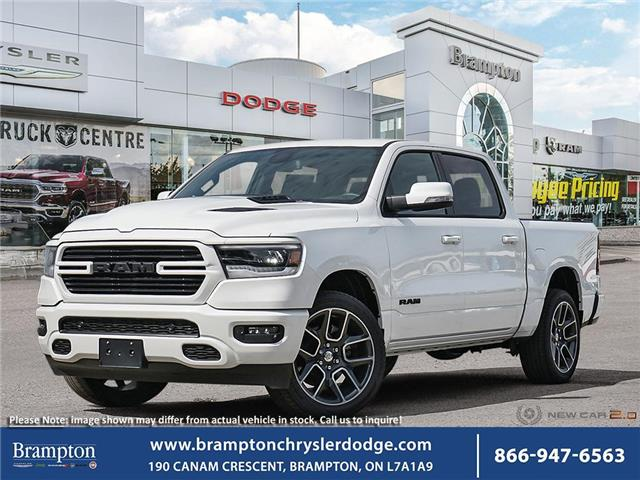 2020 RAM 1500 Sport/Rebel (Stk: 20023) in Brampton - Image 1 of 23