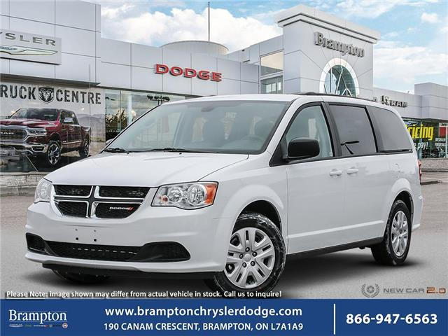 2020 Dodge Grand Caravan SE (Stk: 20588) in Brampton - Image 1 of 23