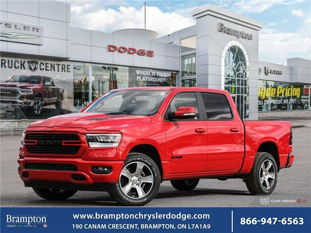 2020 RAM 1500 Rebel (Stk: 20124) in Brampton - Image 1 of 30