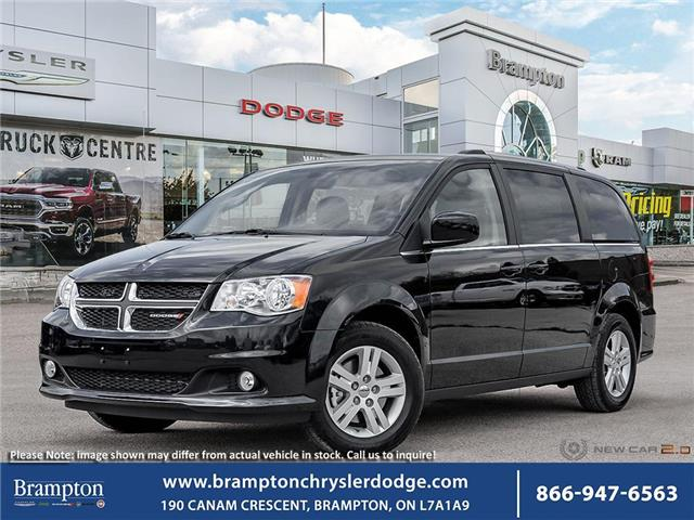 2020 Dodge Grand Caravan Crew (Stk: 20489) in Brampton - Image 1 of 22