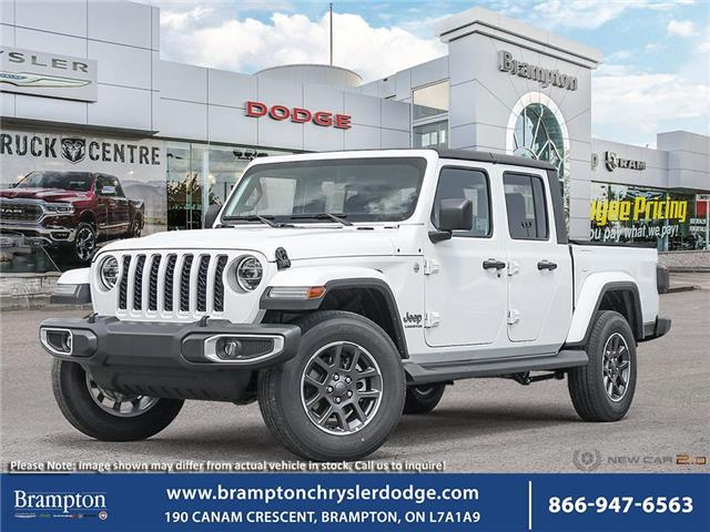 2020 Jeep Gladiator Overland (Stk: 20318) in Brampton - Image 1 of 23