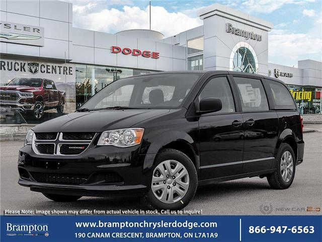 2019 Dodge Grand Caravan 29E Canada Value Package (Stk: 91449) in Brampton - Image 1 of 23
