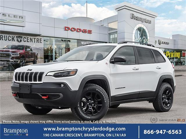 2020 Jeep Cherokee Trailhawk (Stk: 20792) in Brampton - Image 1 of 23