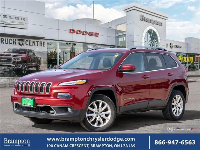 2014 Jeep Cherokee Limited (Stk: 20494A) in Brampton - Image 1 of 30