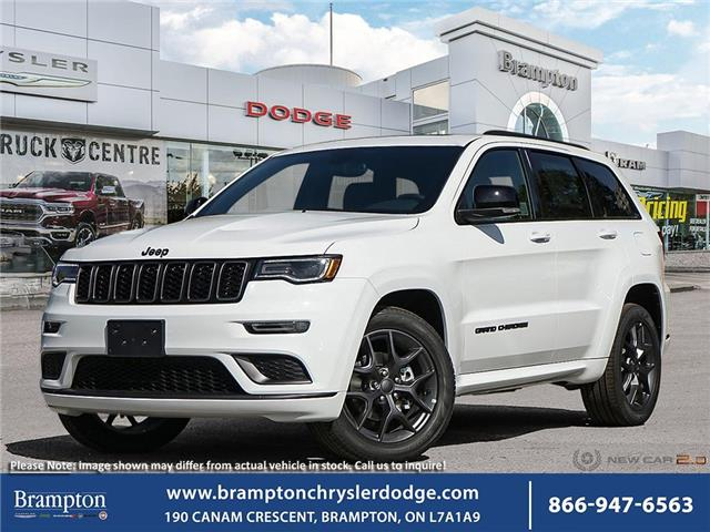 2020 Jeep Grand Cherokee Limited (Stk: 20795) in Brampton - Image 1 of 23
