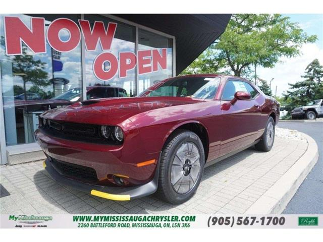 2020 Dodge Challenger GT (Stk: 20CH4671) in Mississauga - Image 1 of 6