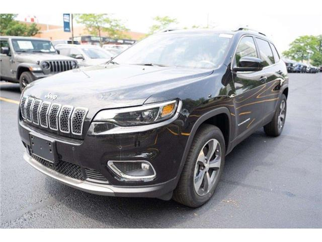 2020 Jeep Cherokee Limited (Stk: 20GC2480) in Mississauga - Image 1 of 12