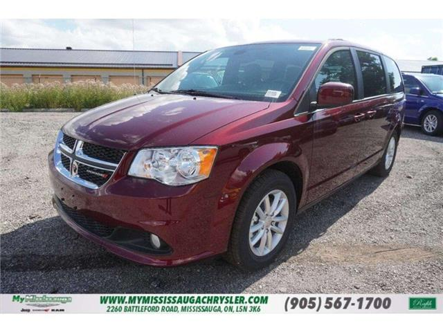 2020 Dodge Grand Caravan Premium Plus (Stk: 20CV5082) in Mississauga - Image 1 of 9