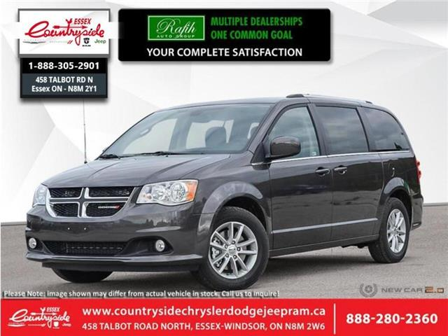 2020 Dodge Grand Caravan Premium Plus (Stk: 20282) in Essex-Windsor - Image 1 of 23