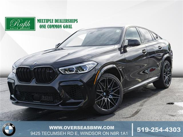 2020 BMW X6 M Competition (Stk: B8312) in Windsor - Image 1 of 24