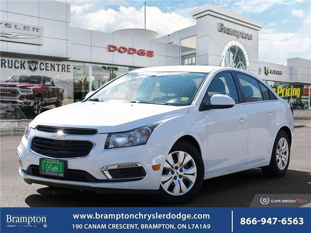 2015 Chevrolet Cruze 1LT (Stk: 20710A) in Brampton - Image 1 of 28