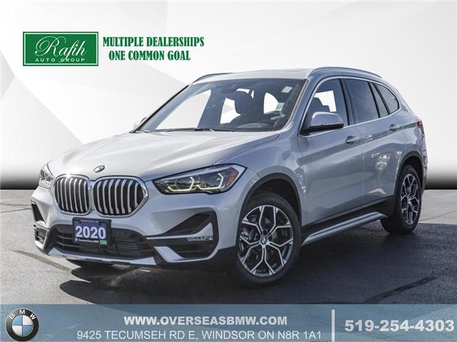 2020 BMW X1 xDrive28i (Stk: B8297) in Windsor - Image 1 of 19