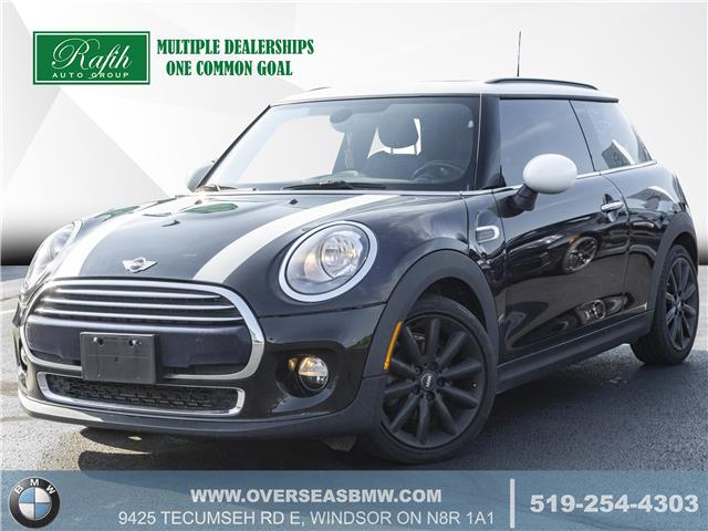 2016 MINI 3 Door Cooper (Stk: B8195B) in Windsor - Image 1 of 19