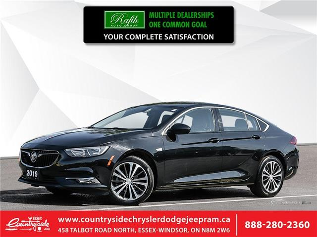 2019 Buick Regal Sportback Preferred II (Stk: 60490) in Essex-Windsor - Image 1 of 26
