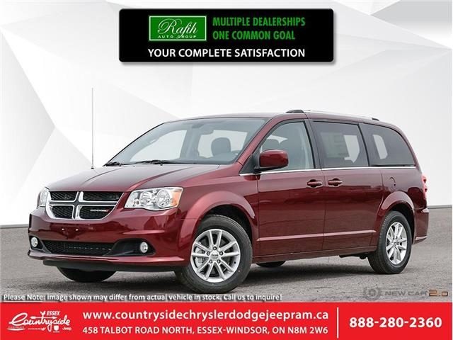2020 Dodge Grand Caravan Premium Plus (Stk: 20268) in Essex-Windsor - Image 1 of 23