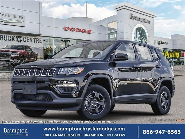 2020 Jeep Compass Sport (Stk: ) in Brampton - Image 1 of 23