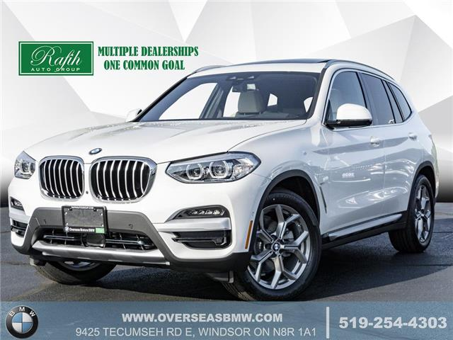2021 BMW X3 xDrive30i (Stk: B8330) in Windsor - Image 1 of 23