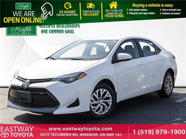 2019 Toyota Corolla LE (Stk: TR7450) in Windsor - Image 1 of 24
