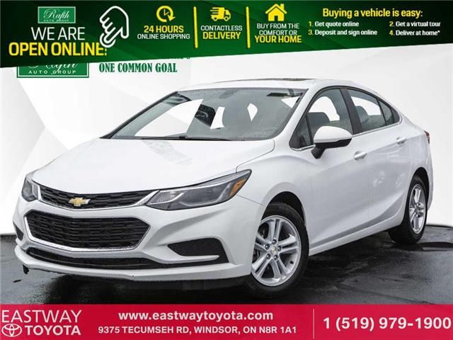 2018 Chevrolet Cruze LT Auto (Stk: PR2996) in Windsor - Image 1 of 24