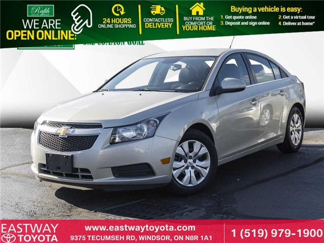 2013 Chevrolet Cruze LT Turbo (Stk: TR6415) in Windsor - Image 1 of 24