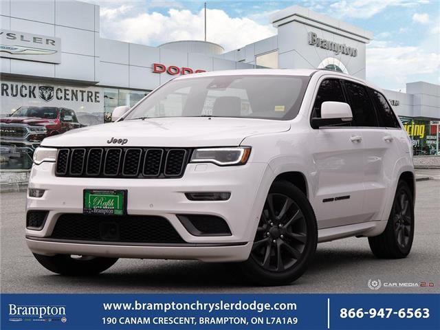 2018 Jeep Grand Cherokee Overland (Stk: 20811A) in Brampton - Image 1 of 30