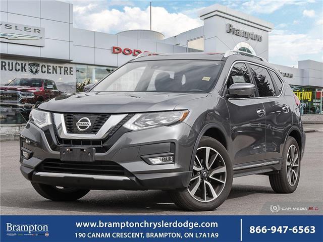 2017 Nissan Rogue SL Platinum (Stk: 20822A) in Brampton - Image 1 of 30
