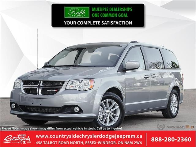 2020 Dodge Grand Caravan Premium Plus (Stk: 20276) in Essex-Windsor - Image 1 of 23