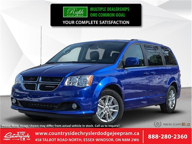2020 Dodge Grand Caravan Premium Plus (Stk: 20280) in Essex-Windsor - Image 1 of 23