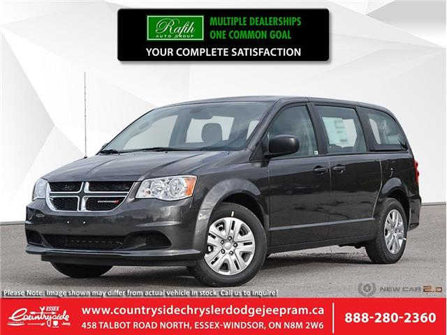 2020 Dodge Grand Caravan SE (Stk: 20304) in Essex-Windsor - Image 1 of 23