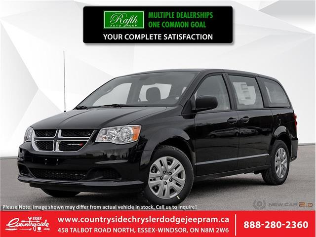 2020 Dodge Grand Caravan SE (Stk: 20314) in Essex-Windsor - Image 1 of 23