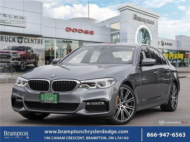 2017 BMW 530i xDrive (Stk: 91561A) in Brampton - Image 1 of 30