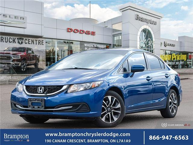2015 Honda Civic EX (Stk: 20720A) in Brampton - Image 1 of 30