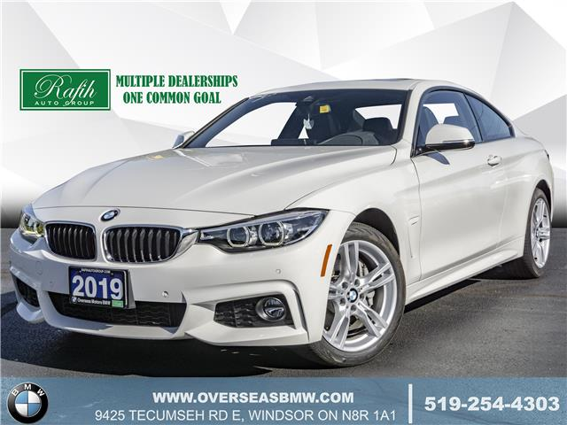 2019 BMW 430i xDrive (Stk: P8337) in Windsor - Image 1 of 19