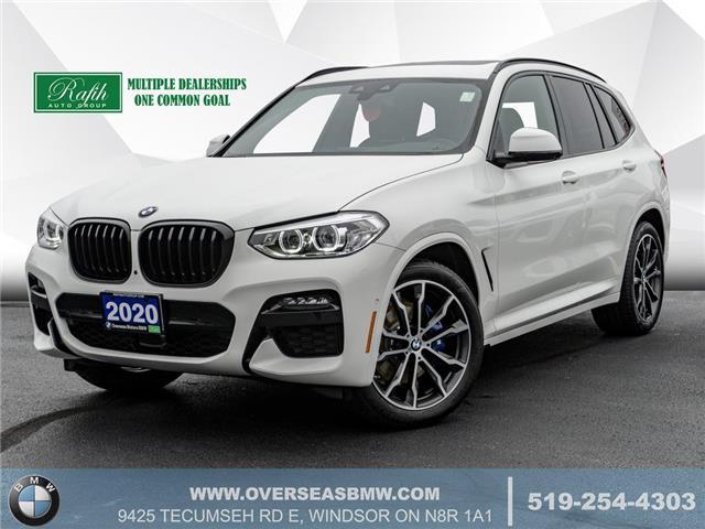 2021 BMW X3 xDrive30i (Stk: B8331) in Windsor - Image 1 of 20